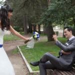 Reportaje de boda en la Galeria